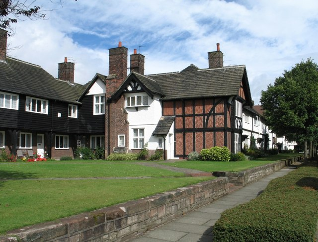 Houses at Port Sunlight