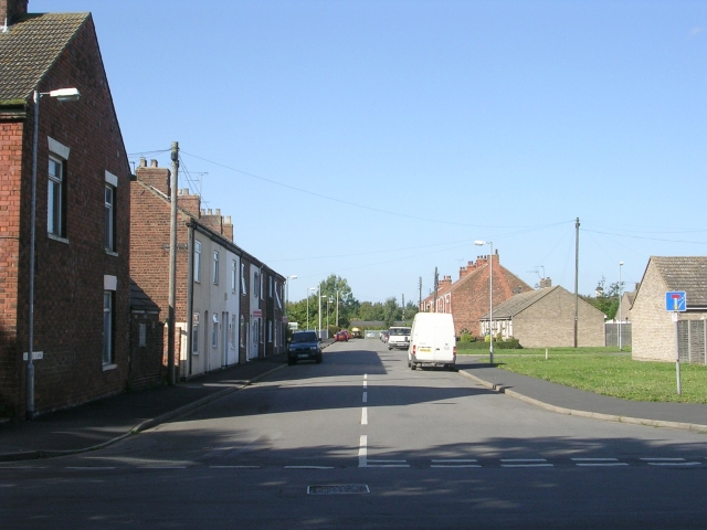 School Lane - Barrow Road