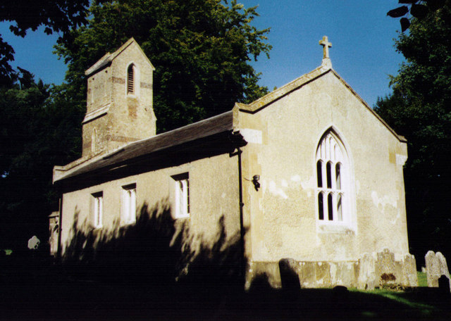 St Mary, Winslade