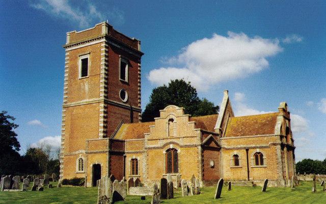 St Catherine, Wolverton