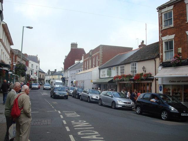 High Street, Sidmouth