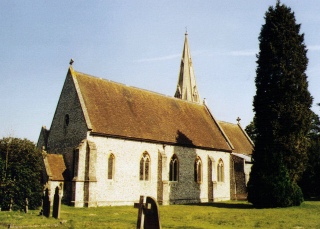 St Thomas, Woolton Hill
