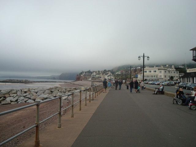 Sidmouth Esplanade