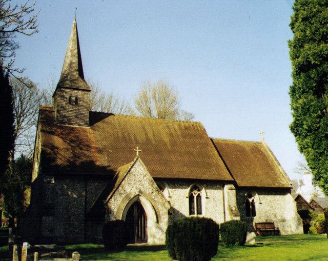 St Thomas a Becket, Worting