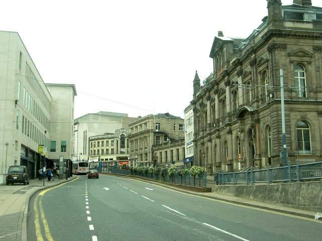 Commercial Street,  Sheffield