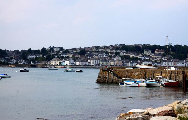The harbour at Instow