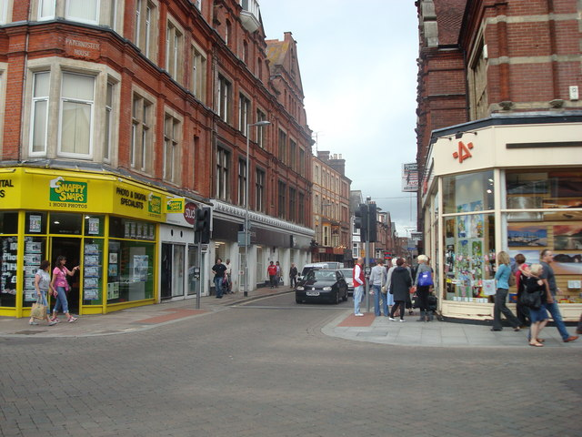 North Street, Exeter