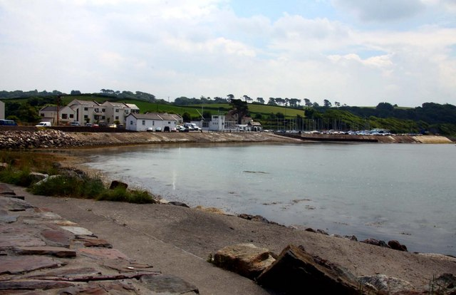 The Yacht Club in Instow