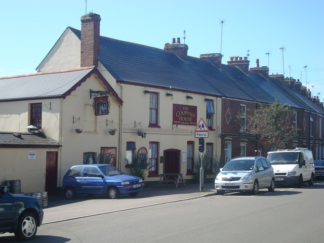 The Country House public house, Exmouth