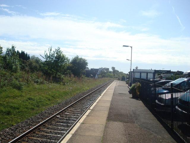 Lympstone Railway Station