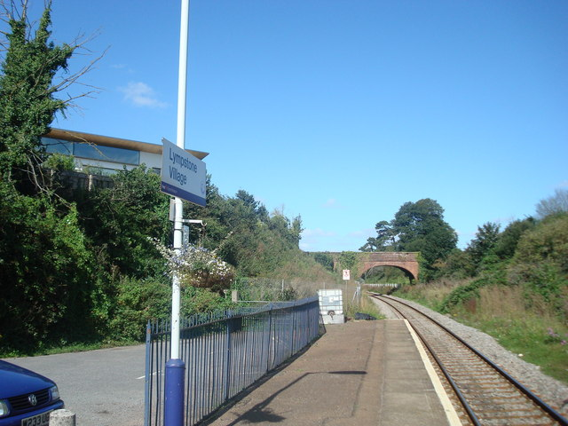 Lympstone Railway Station