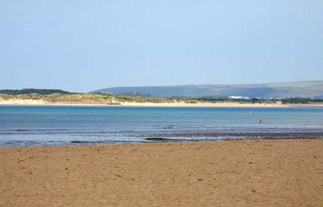 Crow Point from Instow Sands