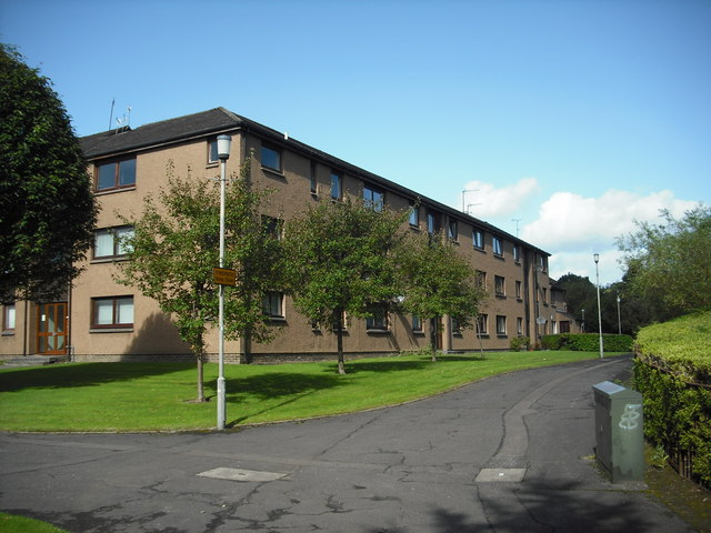 Fortingall Place flats