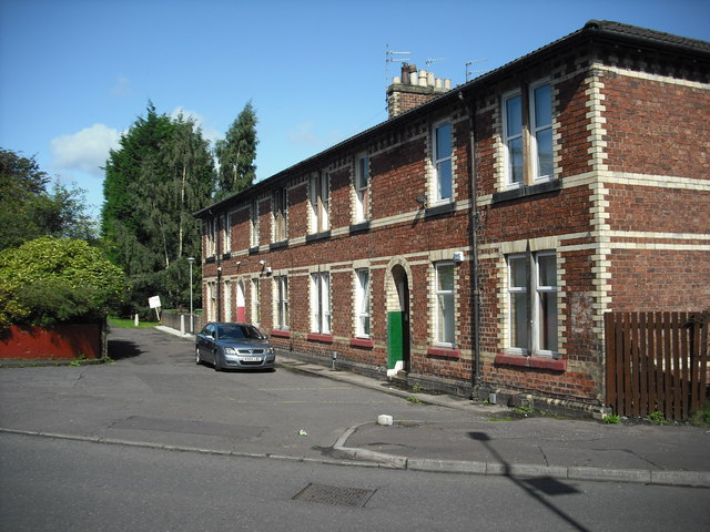 Kelvindale Buildings