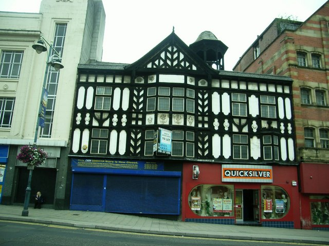 No. 25  Haymarket,  Sheffield