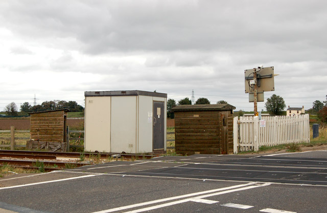 Littleport bypass level crossing (3)