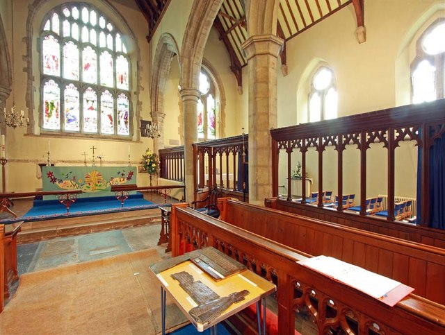 St Peter & St Paul, Shorne, Kent - Chancel