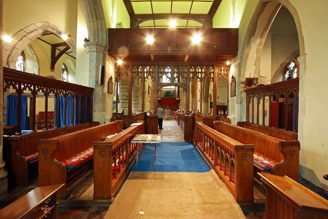 St Peter & St Paul, Shorne, Kent - West end