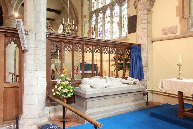 St Peter & St Paul, Shorne, Kent - Sanctuary
