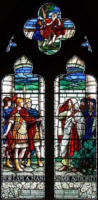 St Peter & St Paul, Shorne, Kent - Window