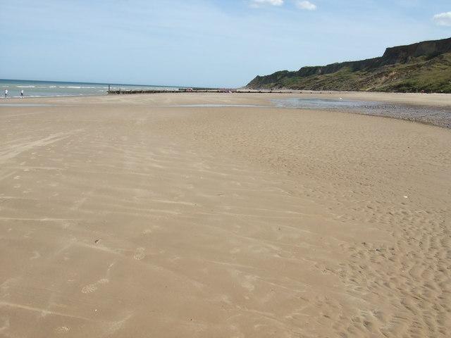 Beach near Cromer and Overstrand