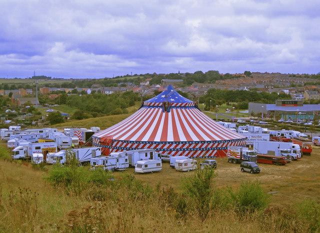 American Circus, Murton