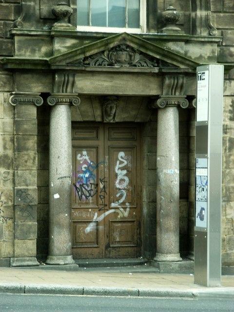 The Judges Entrance, Waingate,  Sheffield