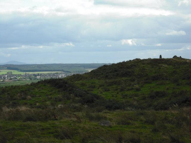 Eastcraigs Hill