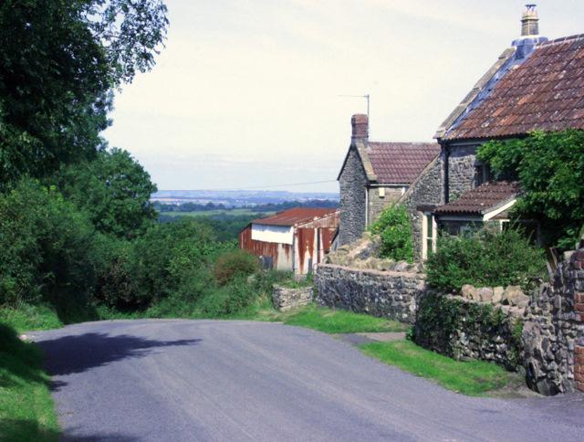 2009 : View north at Three Ashes