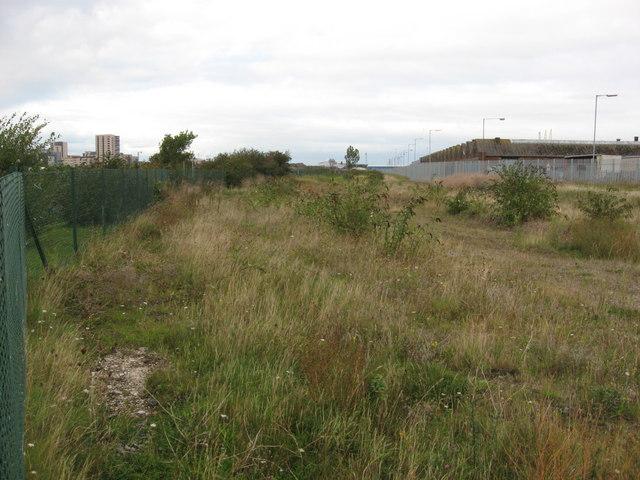 Former railway land, Cardiff Docks