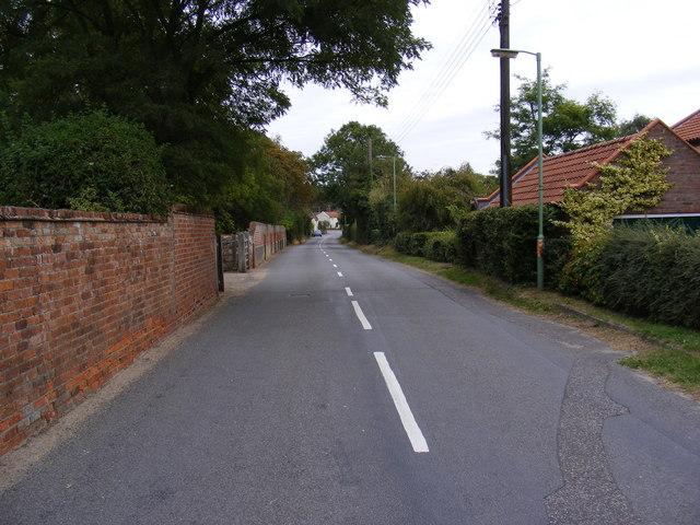 B1124 The Street, Holton