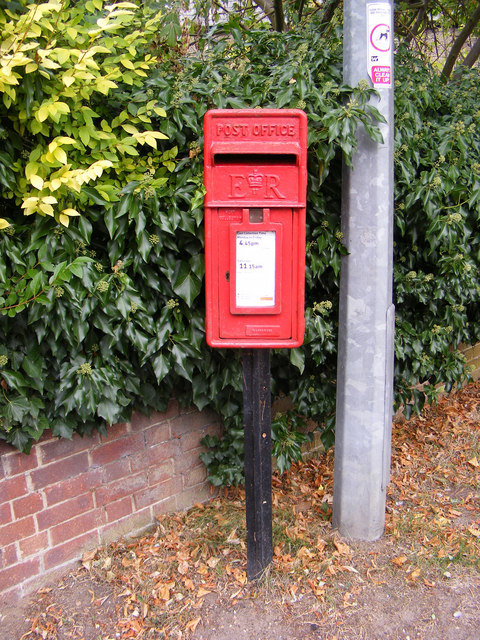Hope Terrace Postbox