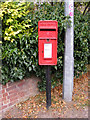 TM3977 : Hope Terrace Postbox by Adrian Cable