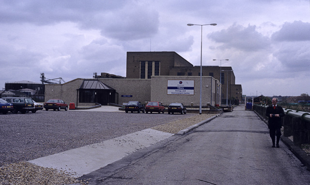 Tilbury Energy and Environment Centre 1990