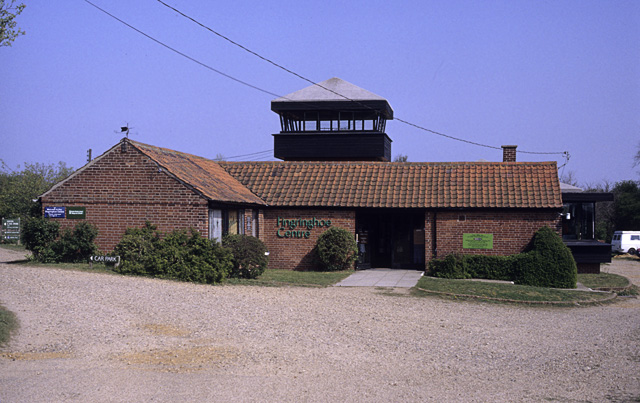 The Fingringhoe Centre in 1980