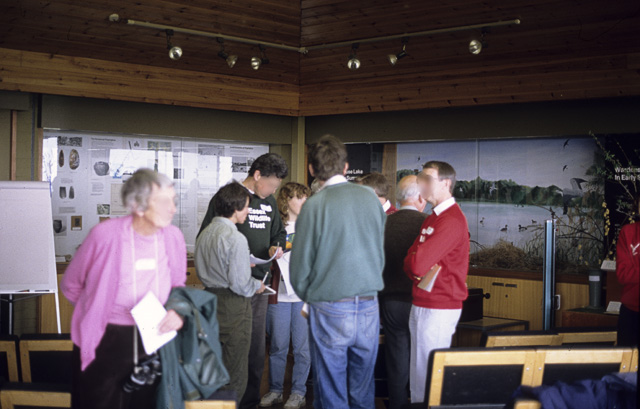 Inside the Fingringhoe Centre