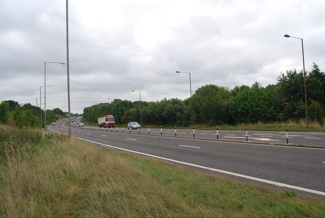 A21, Pembury Bypass