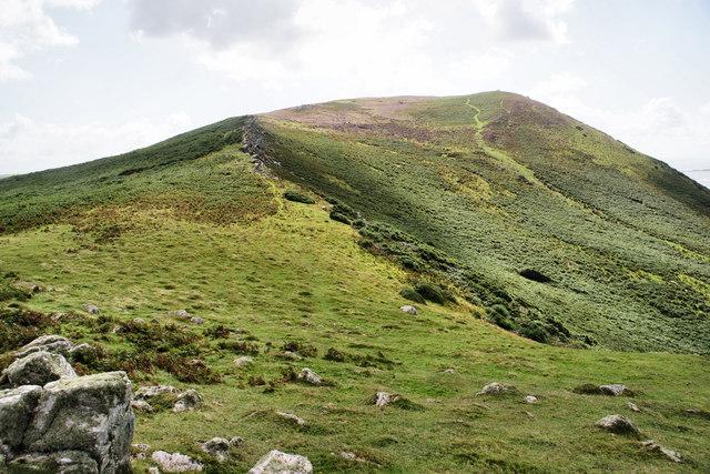 Rhossili Down, Hillend