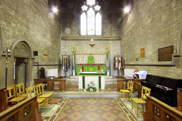 All Saints, Perry Street, Northfleet, Kent - Chancel