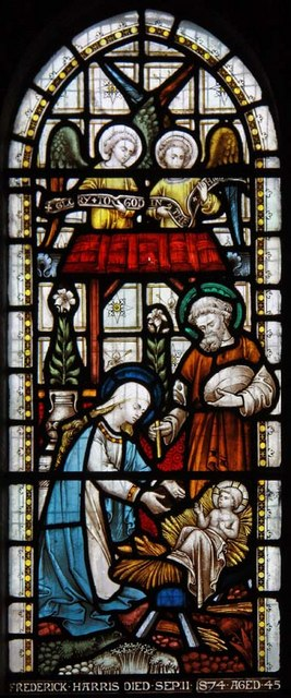 All Saints, Perry Street, Northfleet, Kent - Window