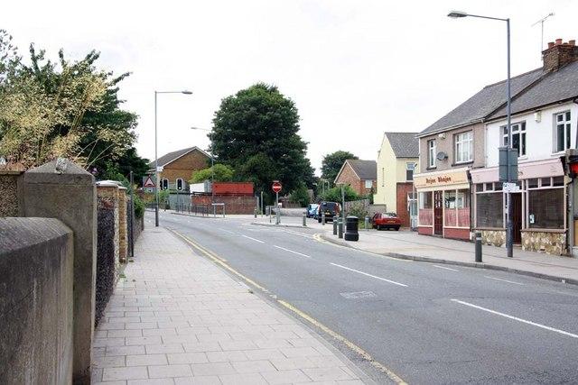 Perry Street, Northfleet, Kent