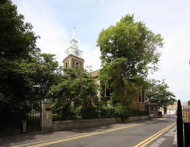 St George, Gravesend, Kent
