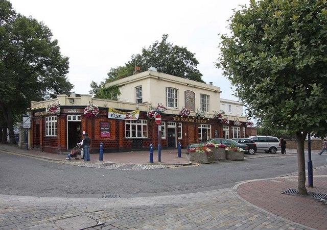 The Railway Tavern, Gravesend