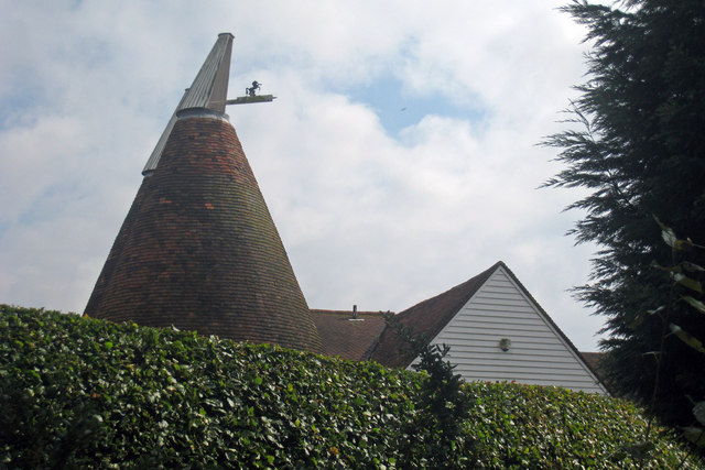 Church Farm Oast, Chartway Street, Sutton Valence, Kent