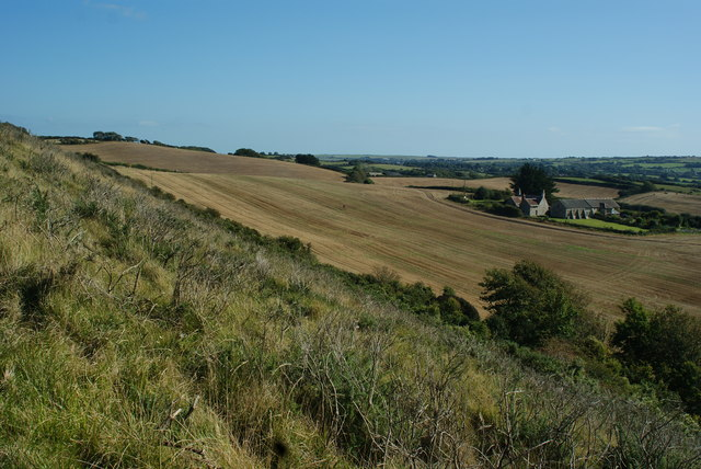 View From Rollington Hill, Dorset