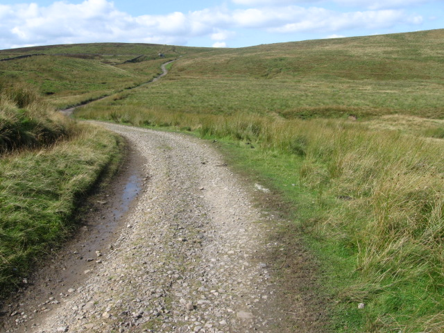 Pennine Way from Dale Head
