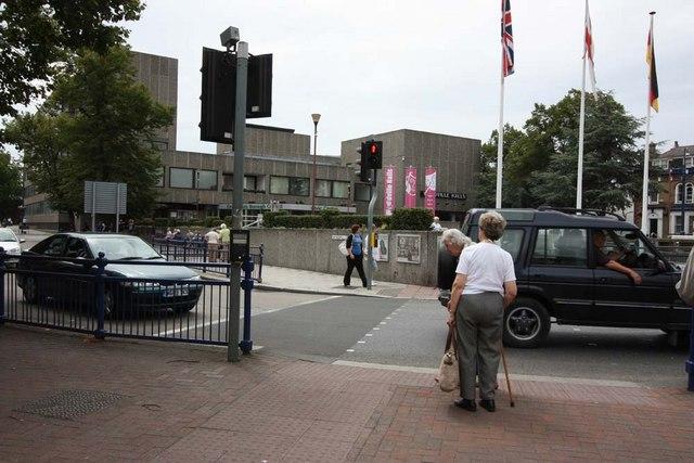Gravesend Borough Council Office
