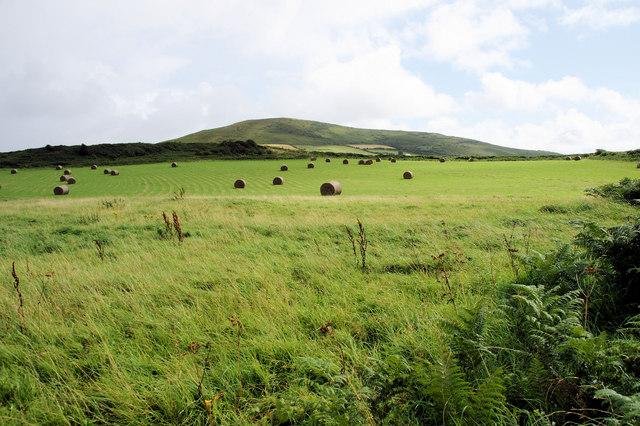 Llanmadoc Hill