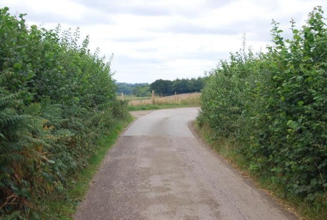 Tunbridge Wells Circular Path SW of Little Bayhall