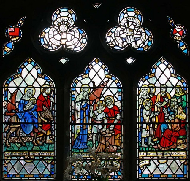St Mary, Greenhithe, Kent - Window
